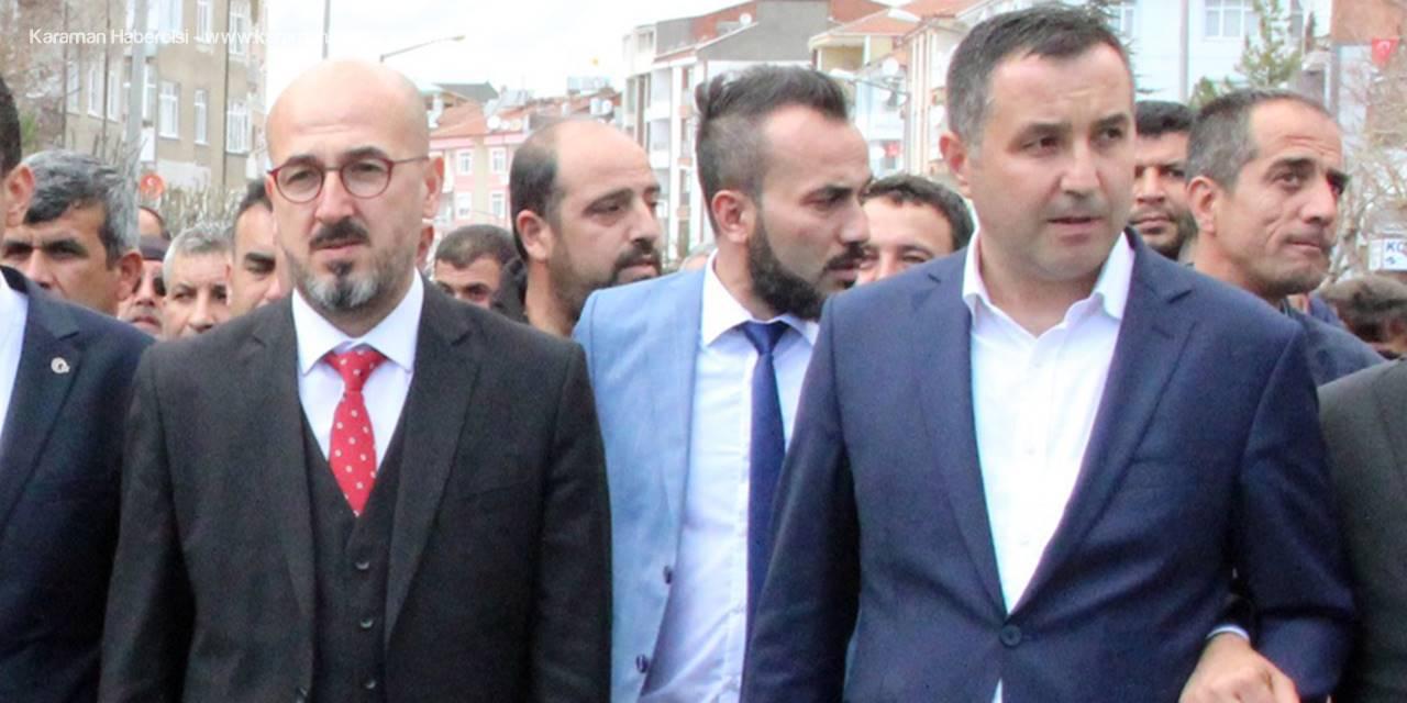Karaman'da MHP Saflarında Hareketlilik