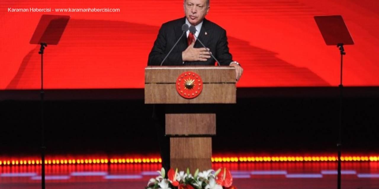 """Cumhurbaşkanı Erdoğan: """"Adı Vakıf Ama Vakıf Olmaktan Çıkmışlar"""""""