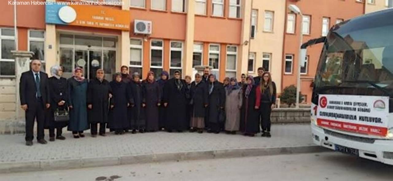 Çiftçi Kadınlar Ankara'da Buluştular