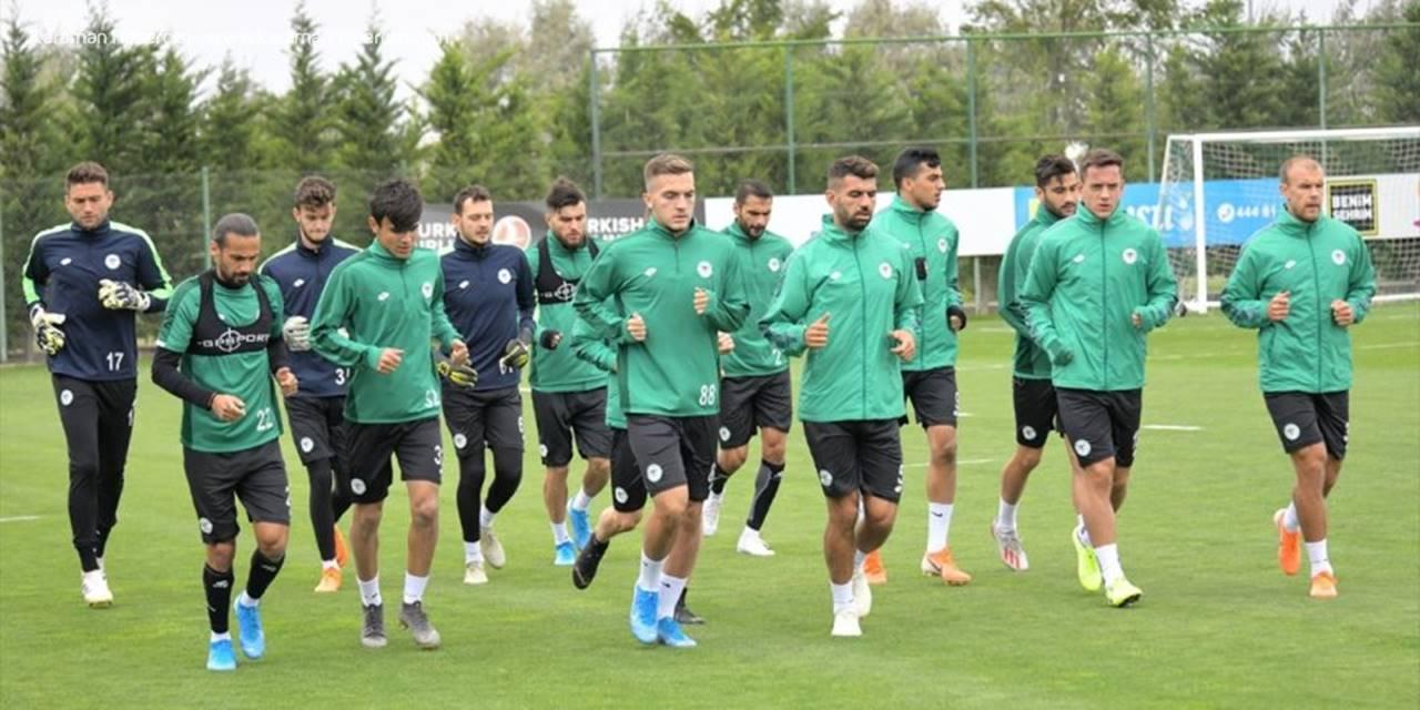 İttifak Holding Konyaspor Ara Vermedi