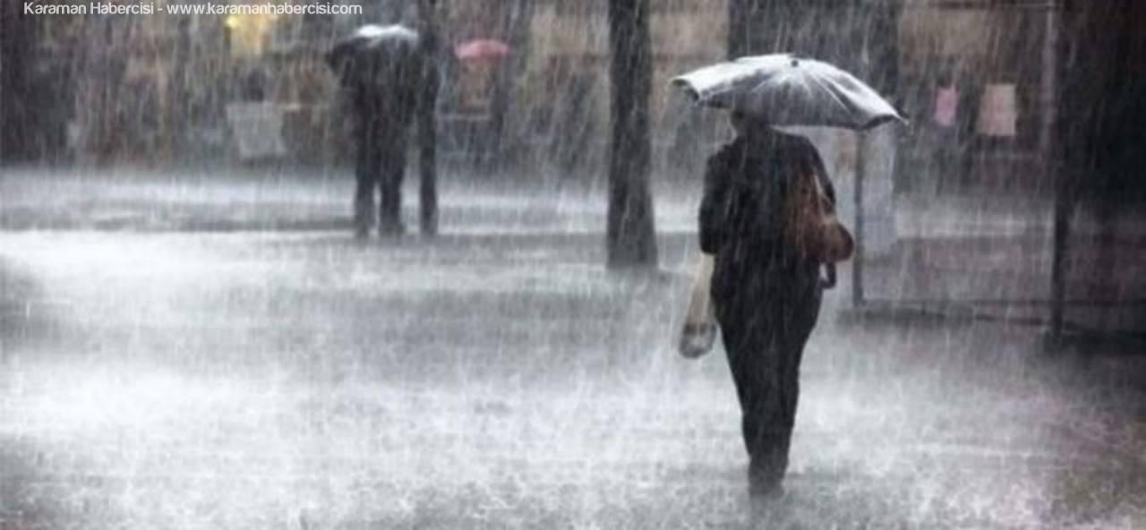 Karaman'da Hafta Sonu Hava Durumu