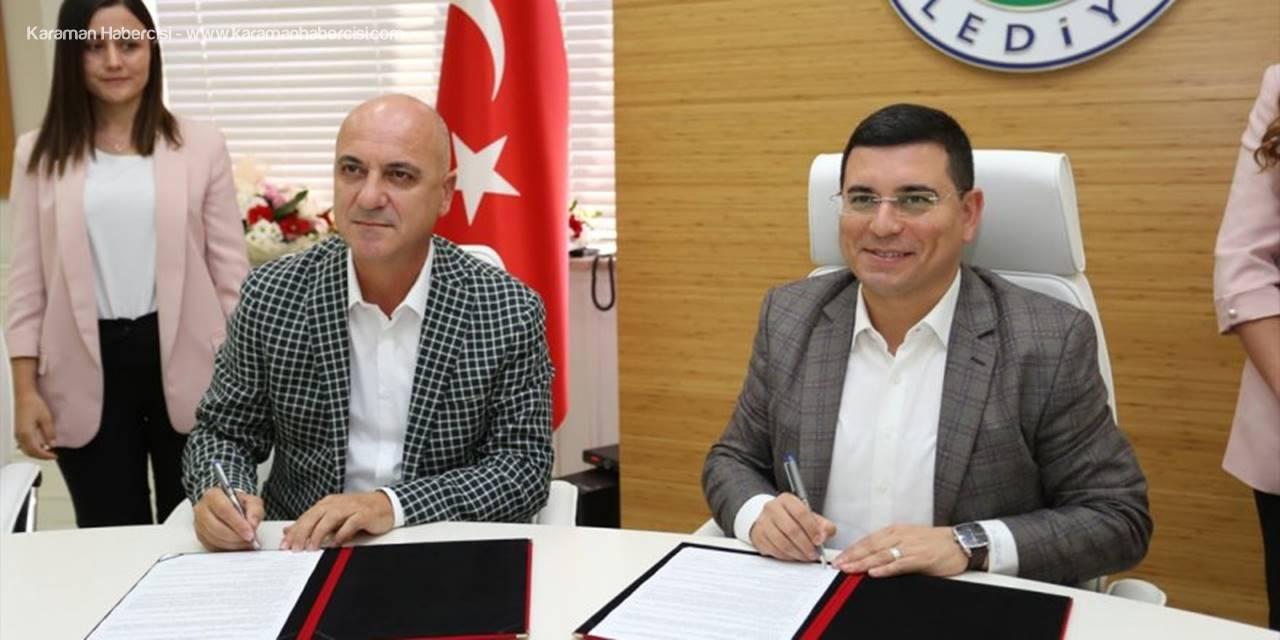 Kepez Belediyesi İle Osb Arasında İşbirliği Protokolü