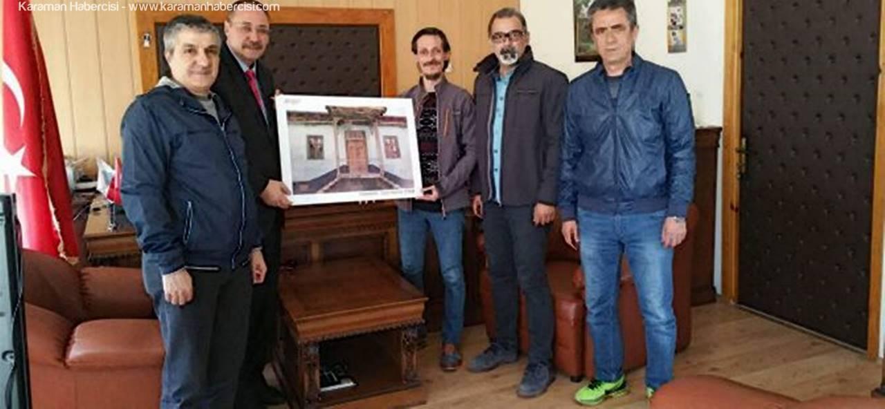 KARDOF İl Kültür ve Turizm Müdürünü Ziyaret Etti