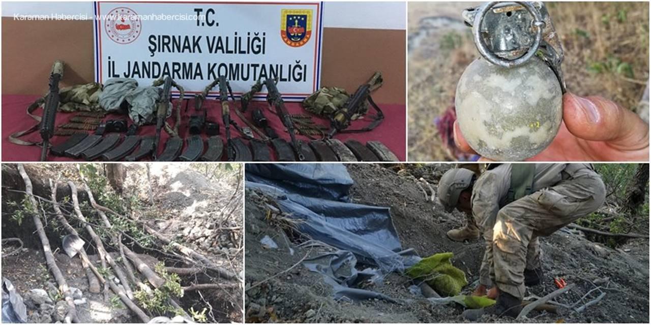 """""""Kıran-3 Operasyonu""""nda 16 Terörist Etkisiz Hale Getirildi"""