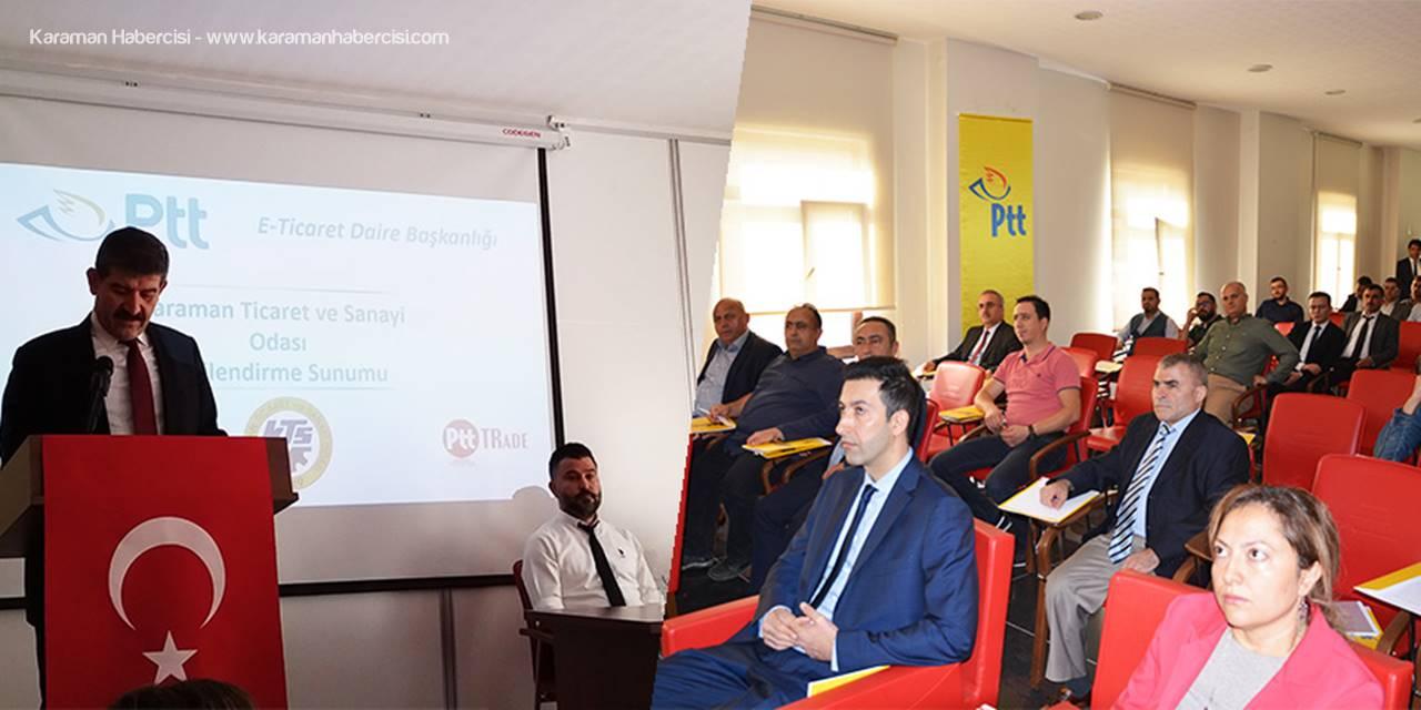 E-Ticaret ve E-İhracat'ta Yeni Trend PttTRade