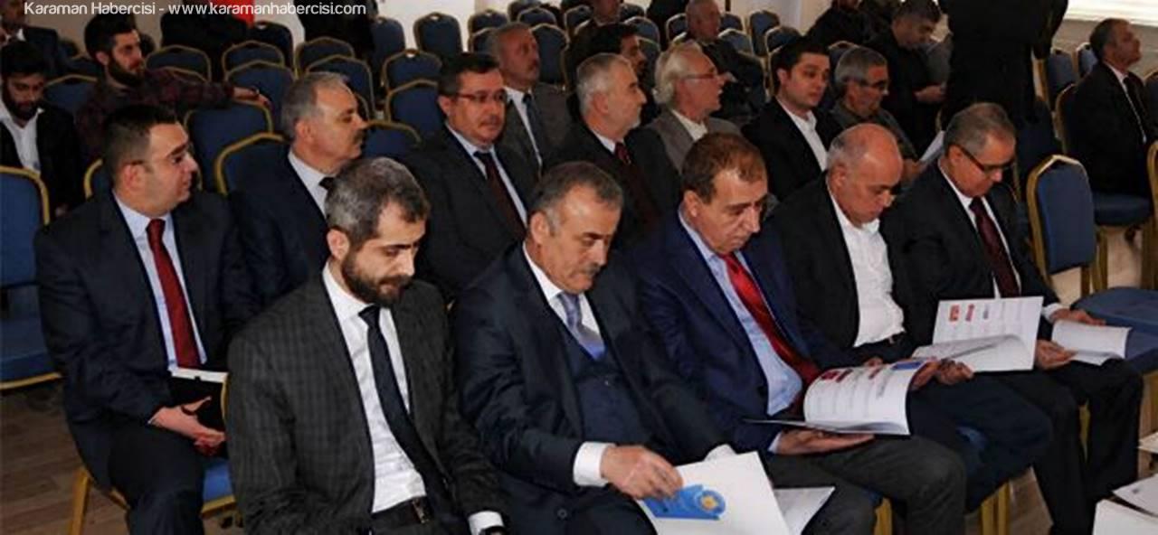 Karaman Organize Sanayisi Sanal Ortama Taşınıyor