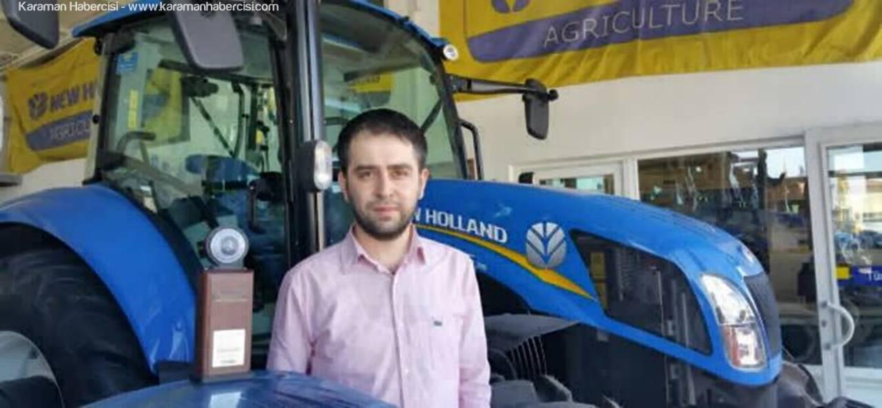 Özkurt Traktör'de, Yüz Güldüren Memnuniyet