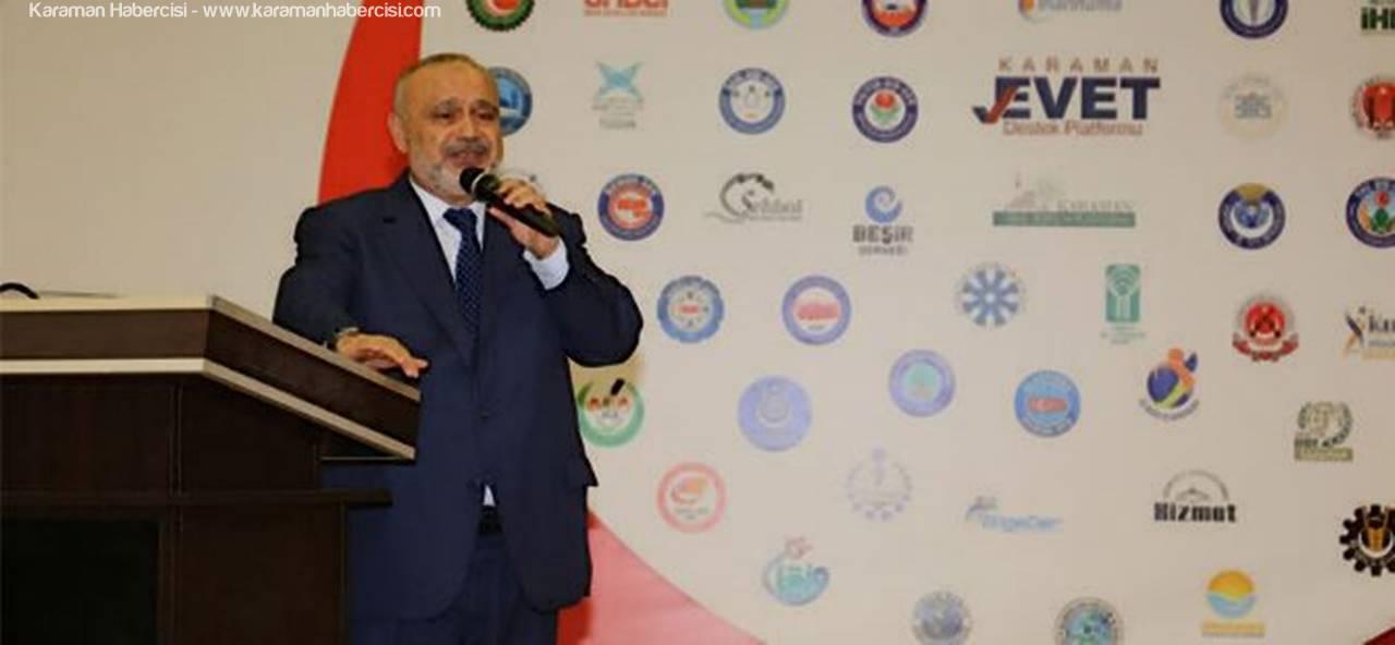 Güçlü Türkiye Yolunda Cumhurbaşkanlığı Sistemi