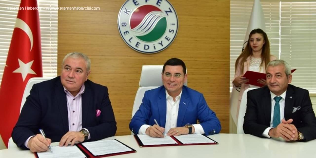 Kepez Belediyesi İle Atso Arasında İstihdam Protokolü