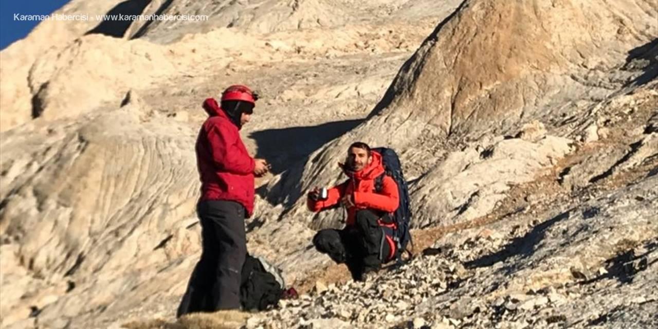 Niğde Demirkazık'ta Kaybolan Dağcılar Bulundu