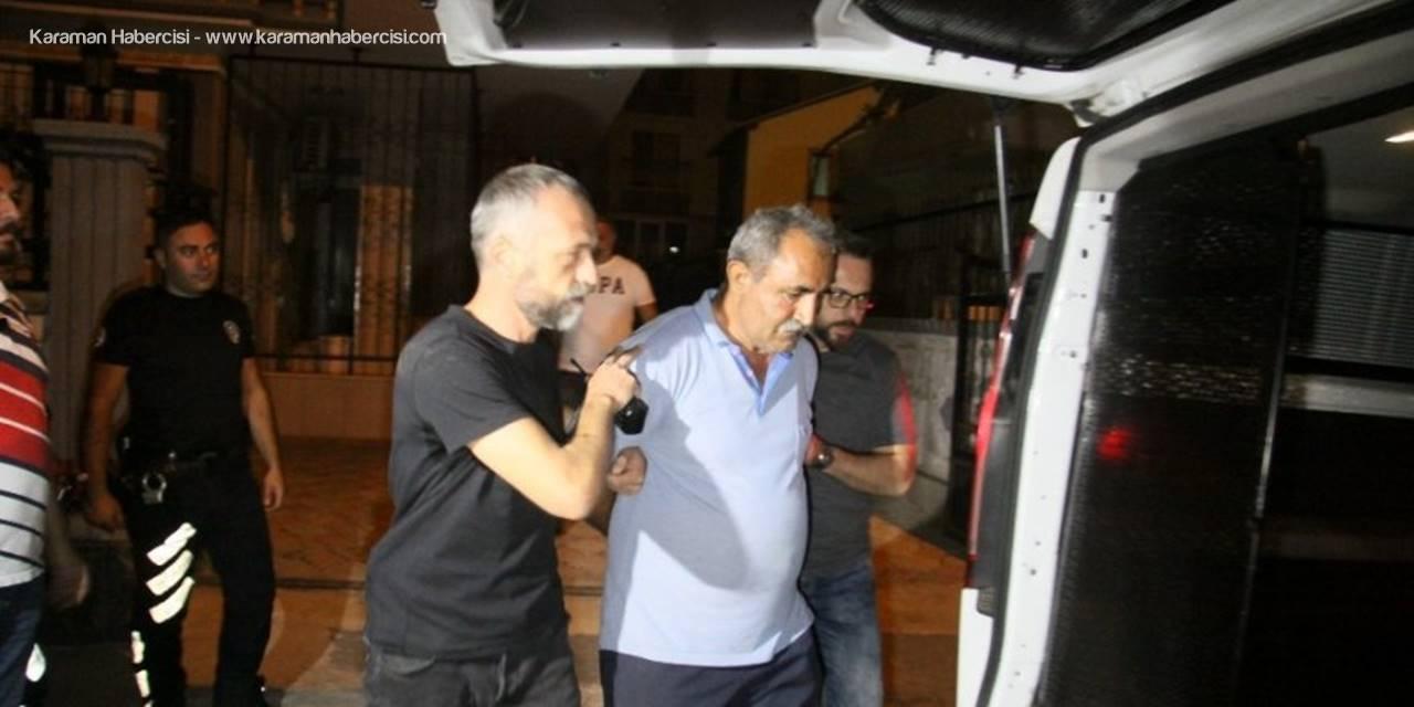 Antalya'da İki Komşu Arasında Çıkan Tartışma Ölümle Sonuçlandı