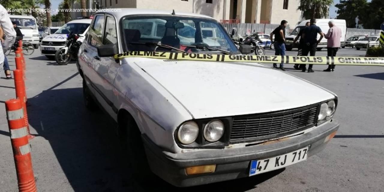 Mersin'in Tarsus İlçesinde Gerçekleştirilen Silahlı Saldırıda Bir Kişi Yaralandı