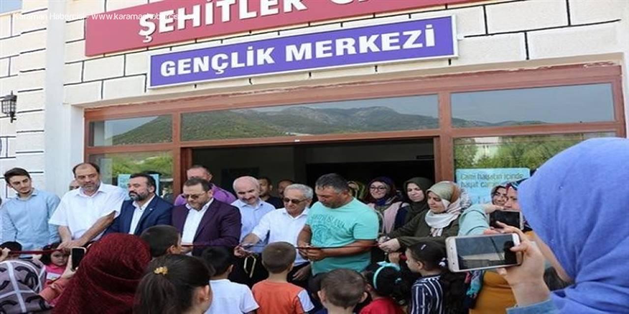 Mersin İl Müftüsü Kondi, Bozyazı'da Din Görevlileriyle Bir Araya Geldi