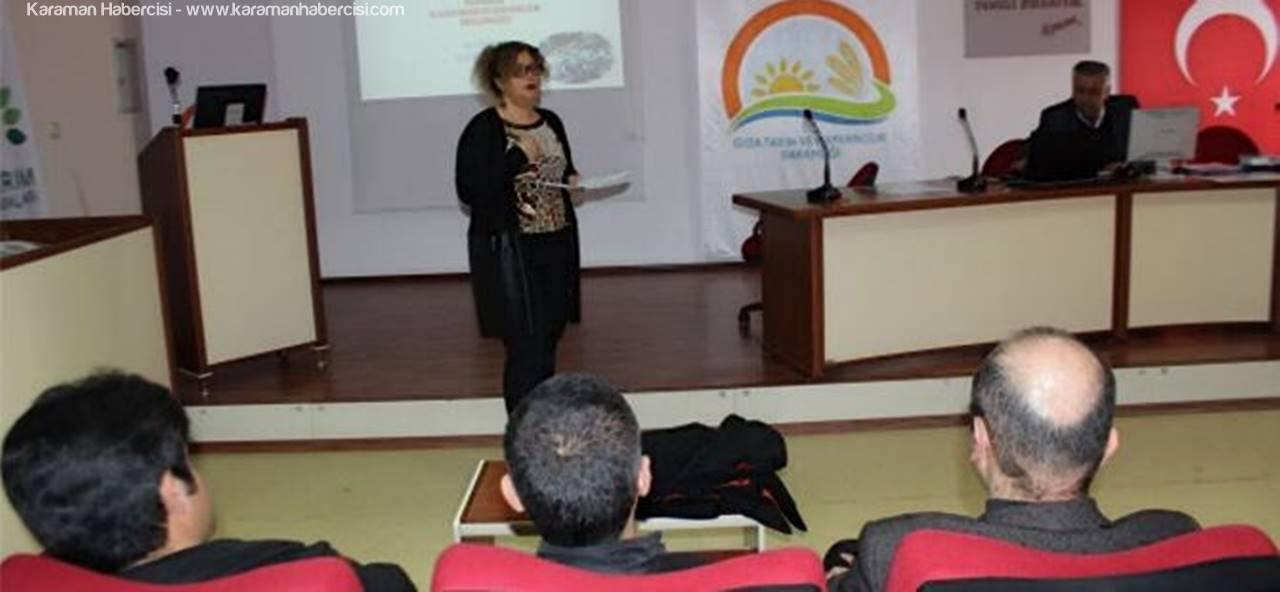 Karaman'da Av Yasağı Başladı