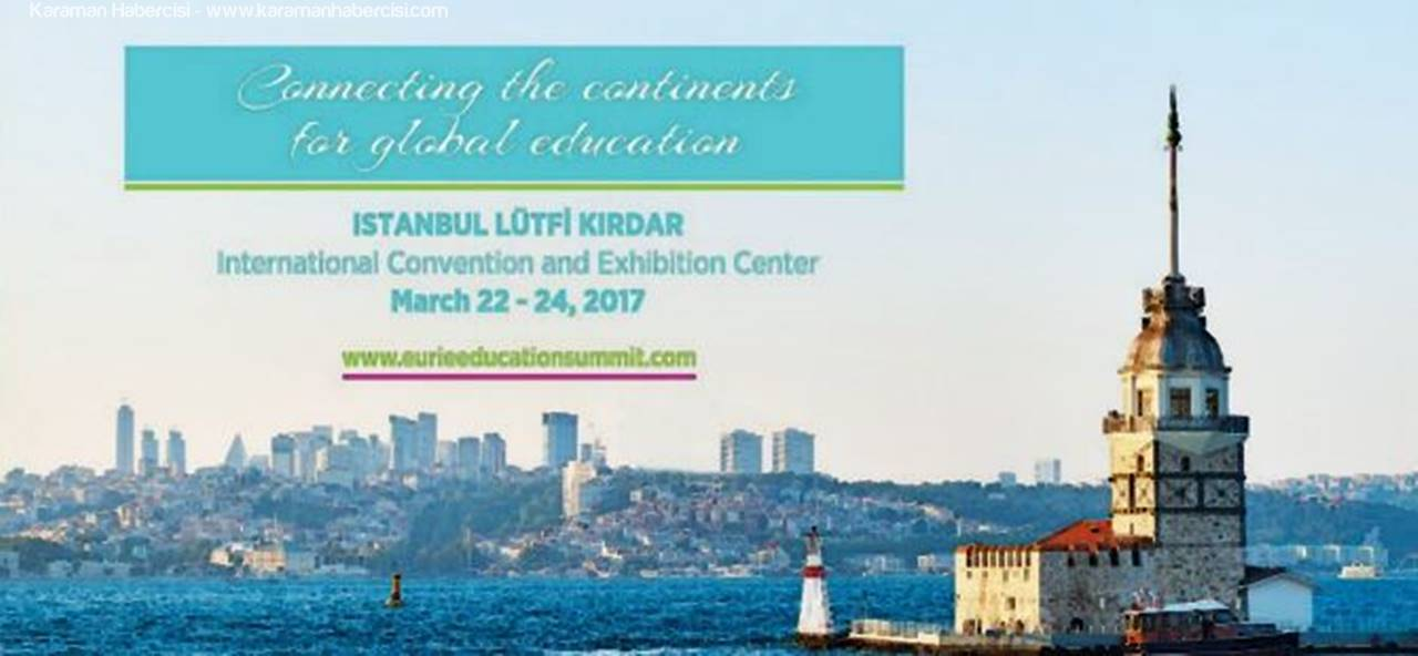 Eğitim Diplomasisinin Kalbi İstanbul'da Atacak