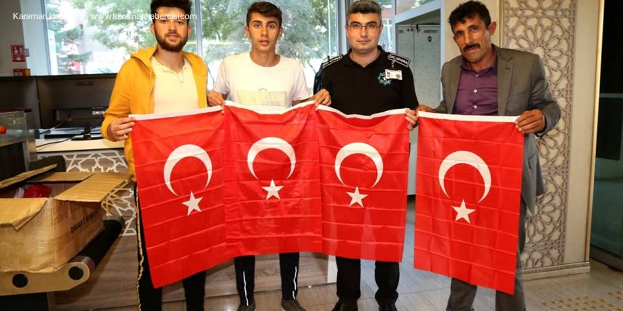 Aksaray Belediyesi'nden Barış Pınarı Harekatı'na Bayraklı Destek