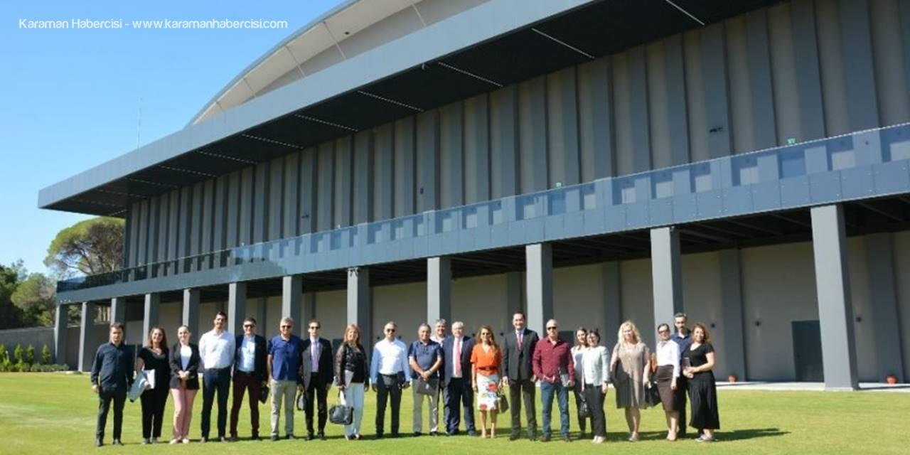 Antalya Kongre Bürosu Yönetim Kurulu Toplantısı Gerçekleşti