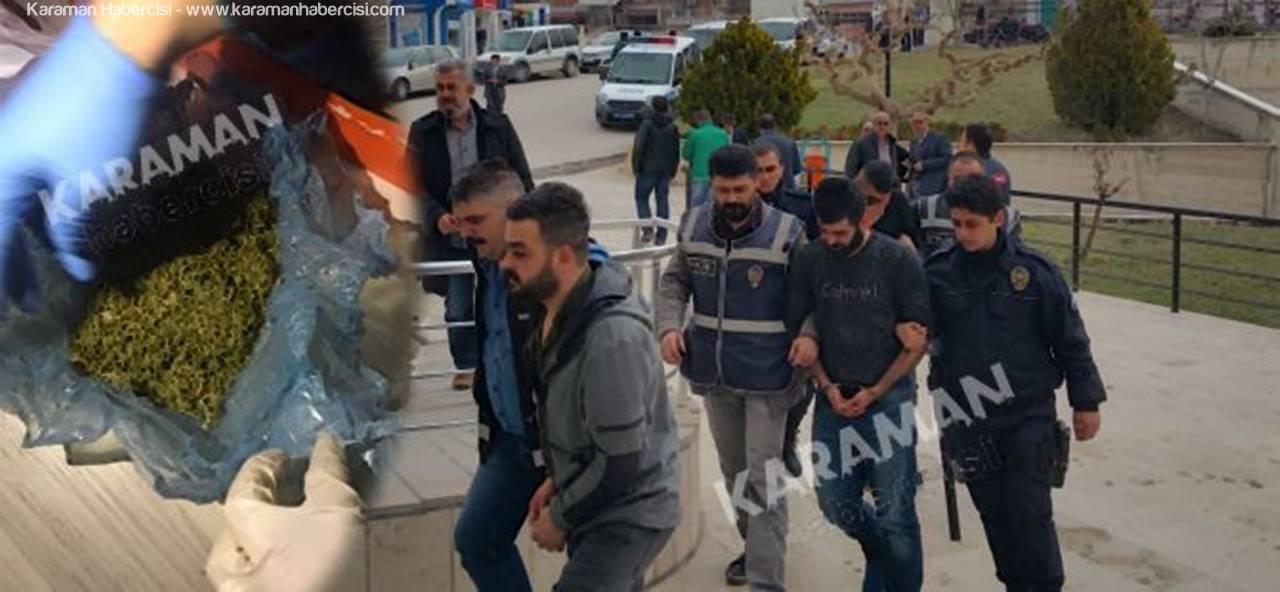 Zehir Tacirleri Karaman'da Üniversite Çevresini Mesken Edindiler