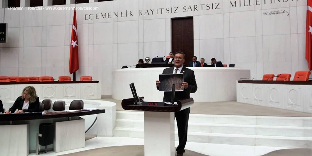 CHP Niğde Milletvekili Ömer Fethi Gürer'den Bilinçli Tarım Değerlendirmesi