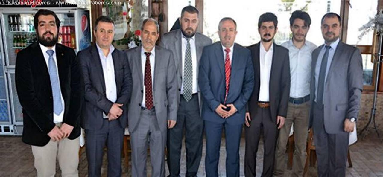 Abdurrahim Boynukalın Karaman'a Geliyor