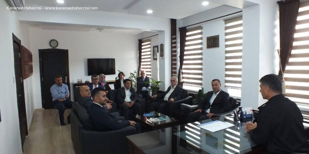 MHP Karaman İl Teşkilatı Mehmetçiğin Yanında