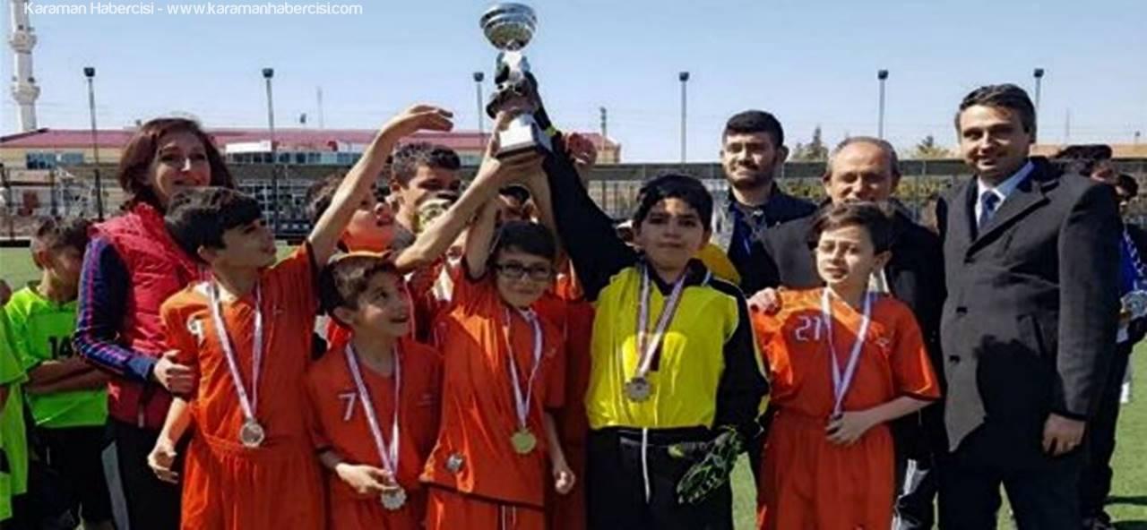 Futbolda Makbule Orman Ortaokulu Farkı