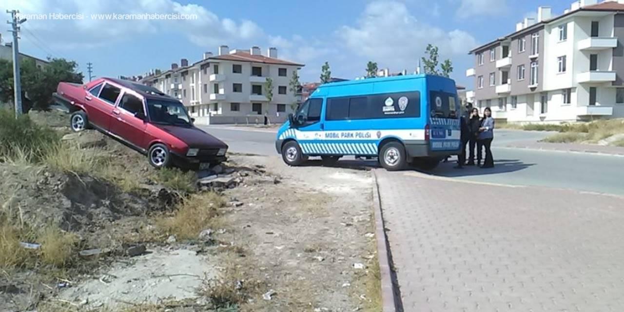 Konya'da 16 Yaşındaki Ehliyetsiz Sürücü Dehşet Saçtı