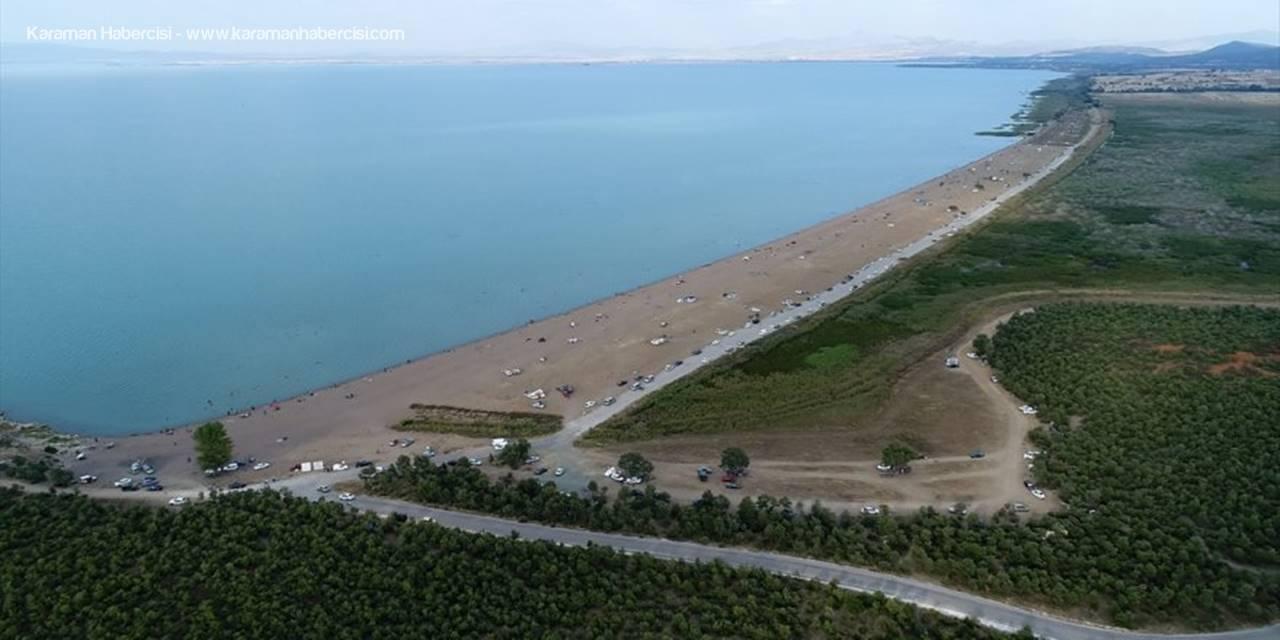 Konya'nın Karaburun Plajı Elden Geçecek