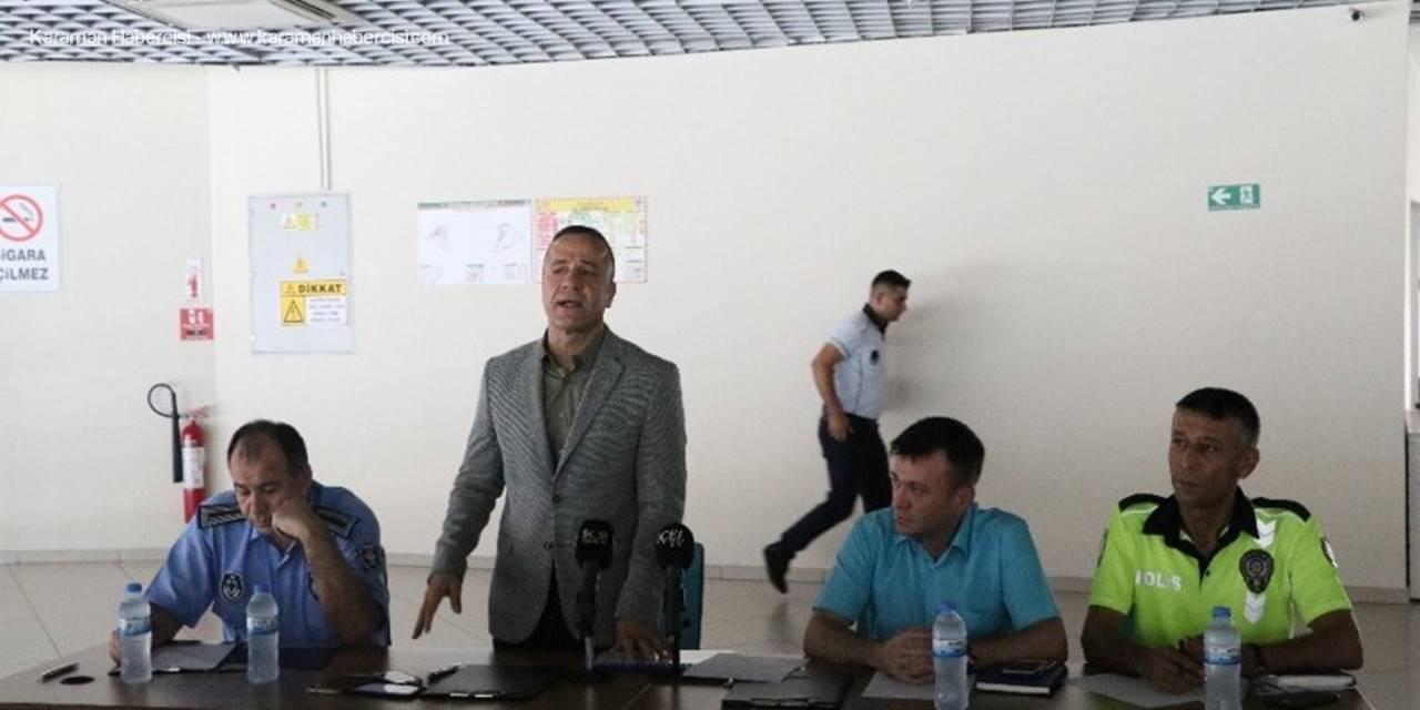Mersin'de Emniyet Müdürüne Çarpıp, Kaçan Sürücü Yakalandı