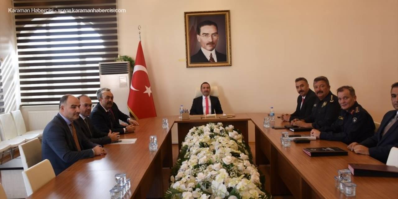 """Aksaray'da """"İşimde Lider Şehrimde Değer"""" Protokolü İmzalandı"""