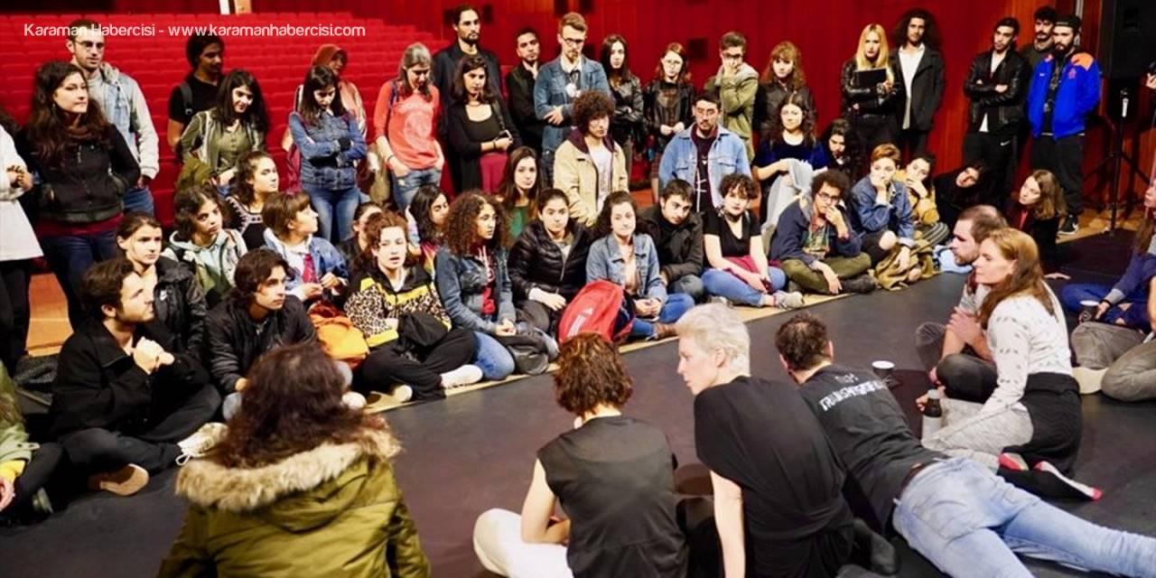 Anadolu Üniversitesi Uluslararası Tiyatro Festivali'ne Yoğun İlgi