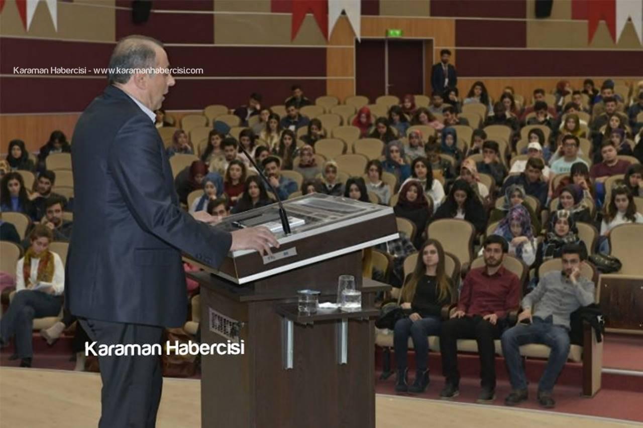 KMÜ'de Türkiye'nin Anayasal Sorunları Konuşuldu