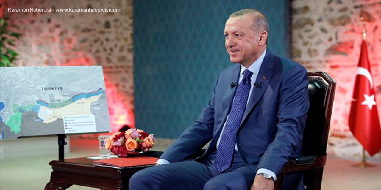 Cumhurbaşkanı Erdoğan'dan Yurda ve Dünyaya Mesajlar