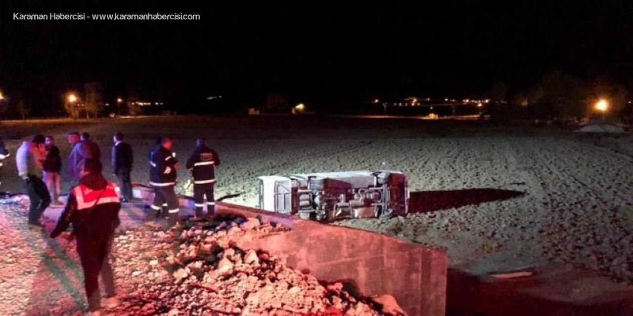 Van'da Kaza Yapan Askeri Araçta 26 Kişi Yaralandı