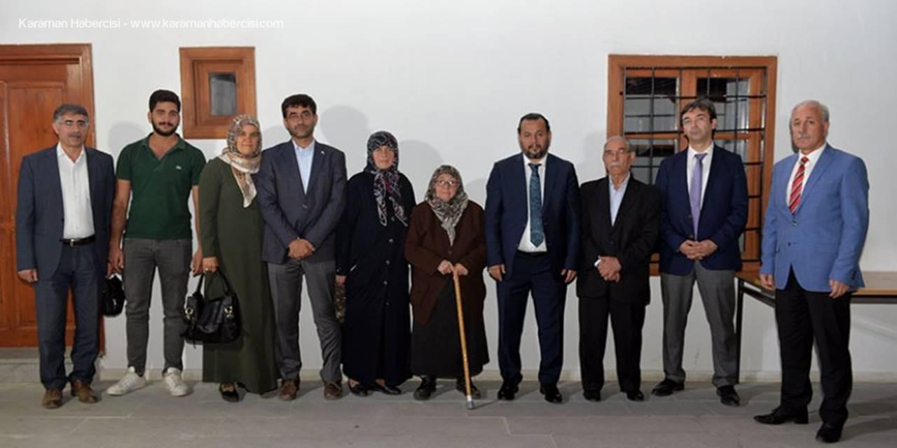 Karaman'da Tarihe Tanıklık Eden Ev : Nalıncılar Evi