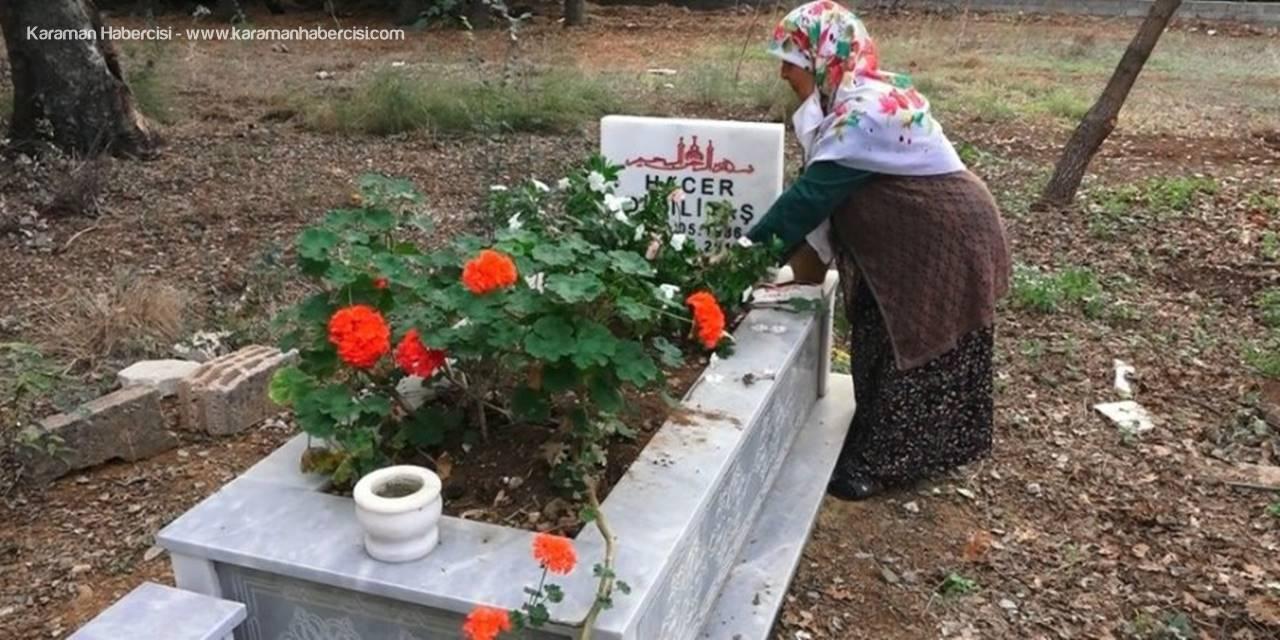 Antalya'da Mezar Kazıp Kenevir Ektiler