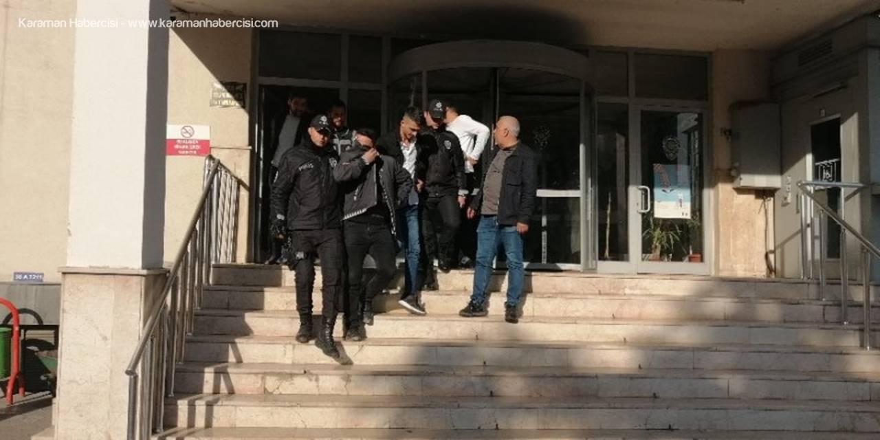 Kayseri'de Aranan Şahıslara Şafak Operasyonu