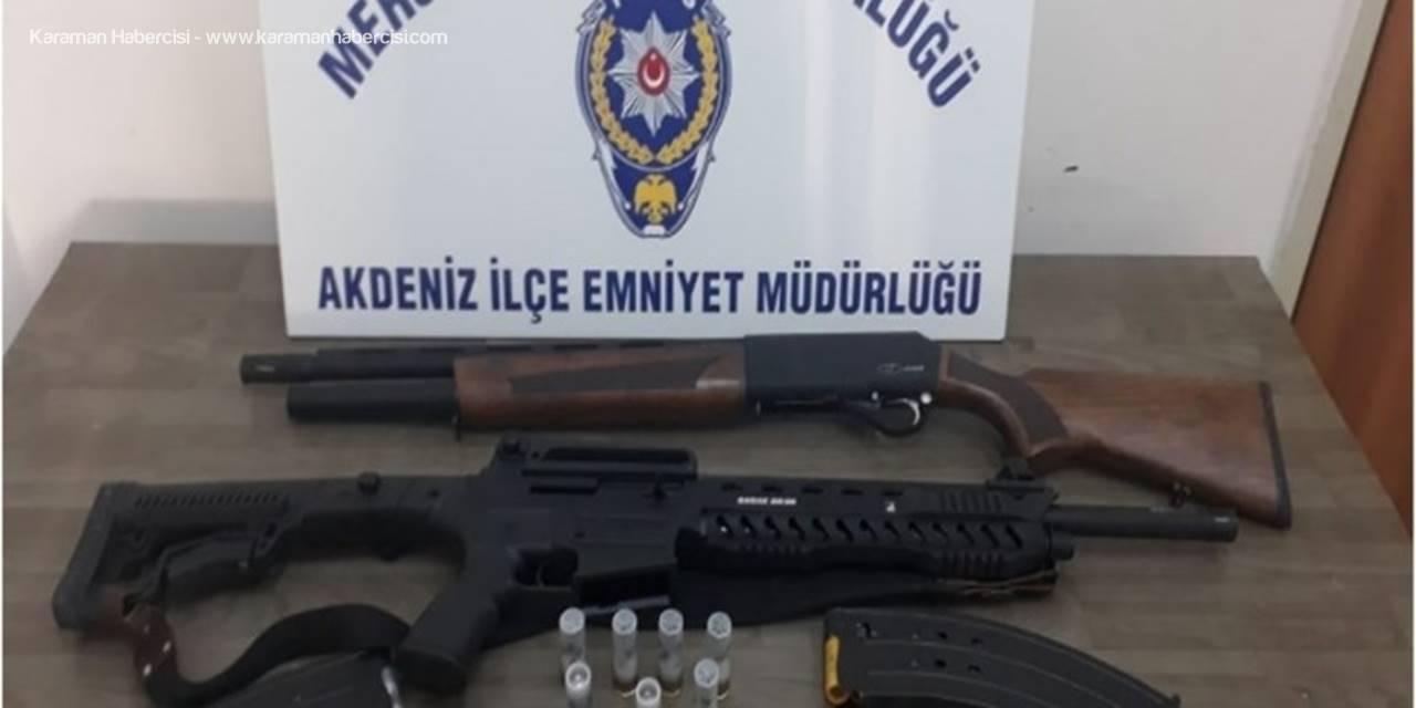 Akdeniz'de Aranan 54 Kişi Yakalandı