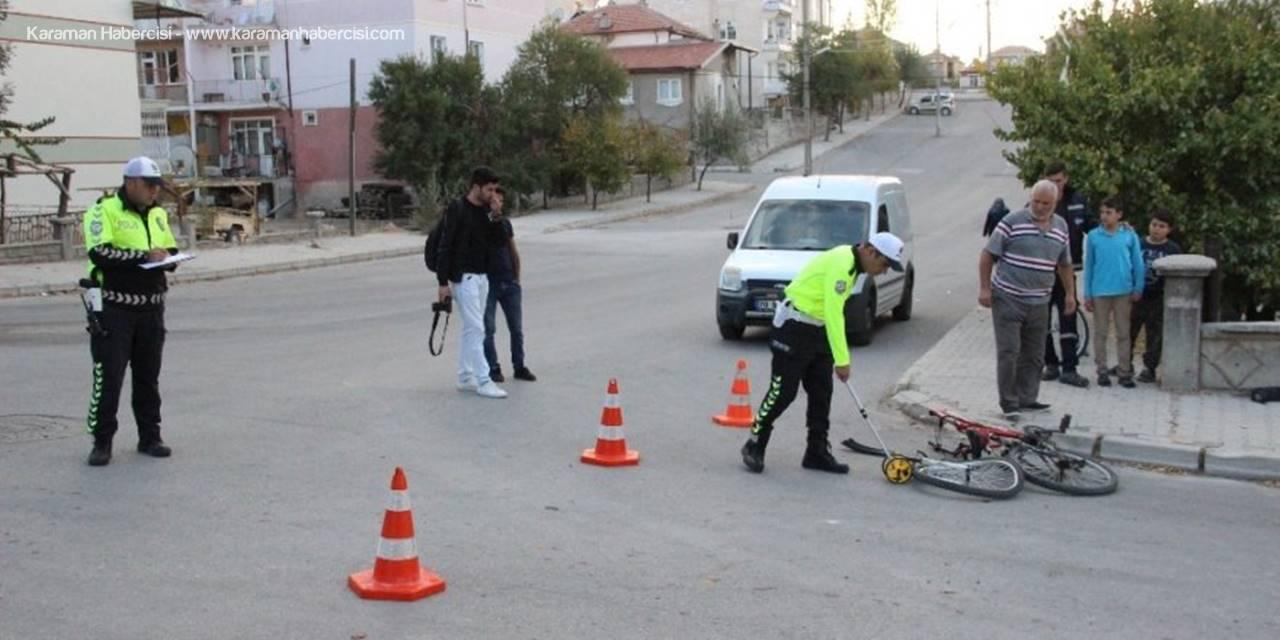 Karaman'daki Talihsiz Kazadan Acı Haber Geldi