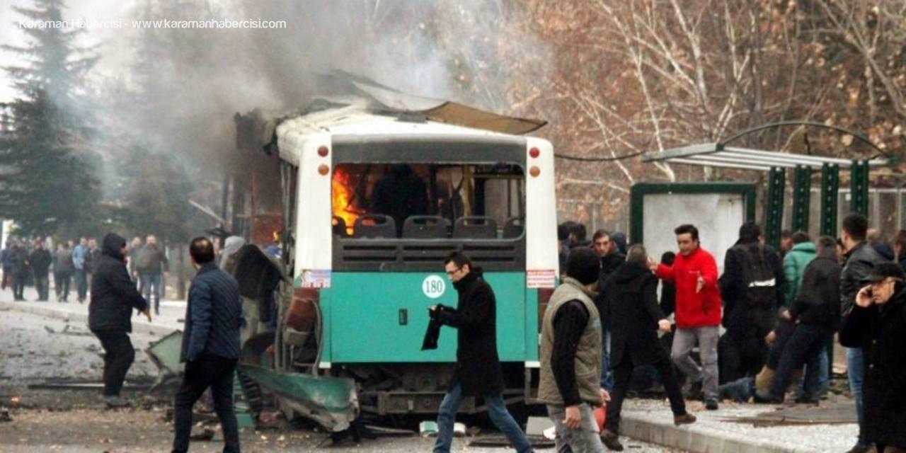 15 Askerin Şehit Olduğu Saldırının Bir Numaralı İsmi Terörist Öldürüldü