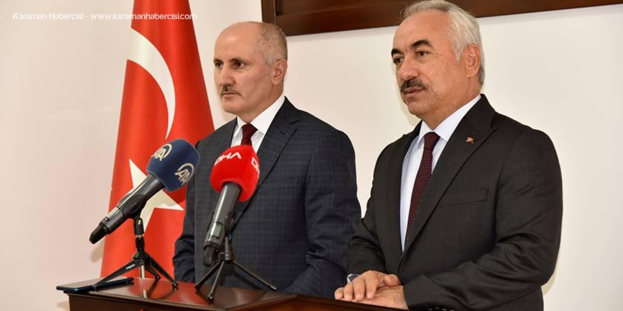Karaman'da İZDES Projesi Çalışmaları