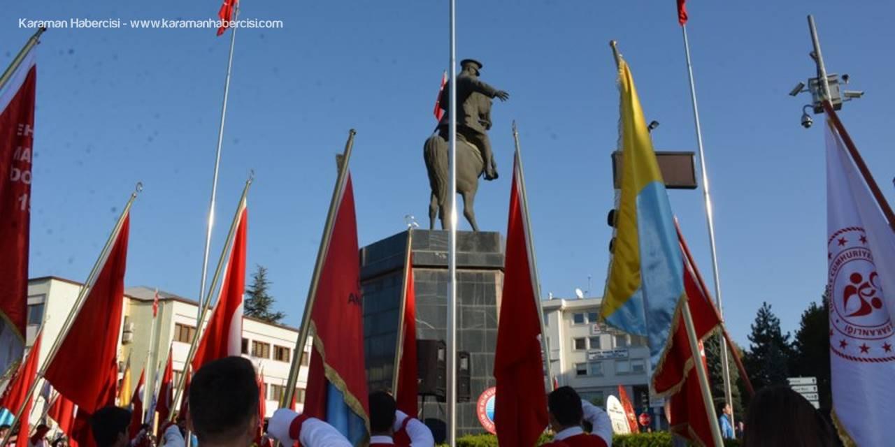 Gazi Mustafa Kemal Atatürk, Niğde'de düzenlenen törenle anıldı.