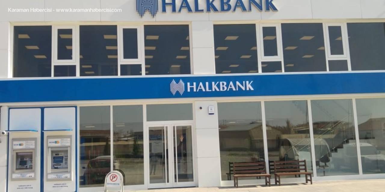 Halk Bank Sanayi Şubesi Yeni Yerinde