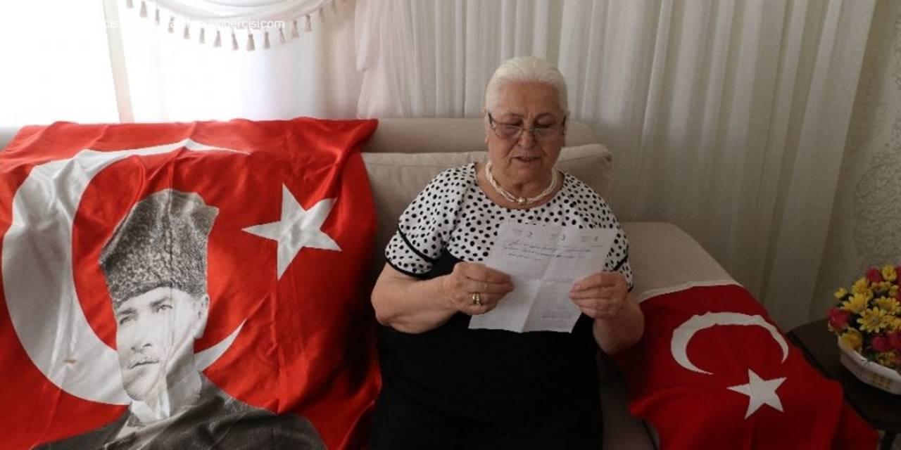 """""""Türkiye"""" Teyzeden """"Kıbrıs""""a Şiir"""