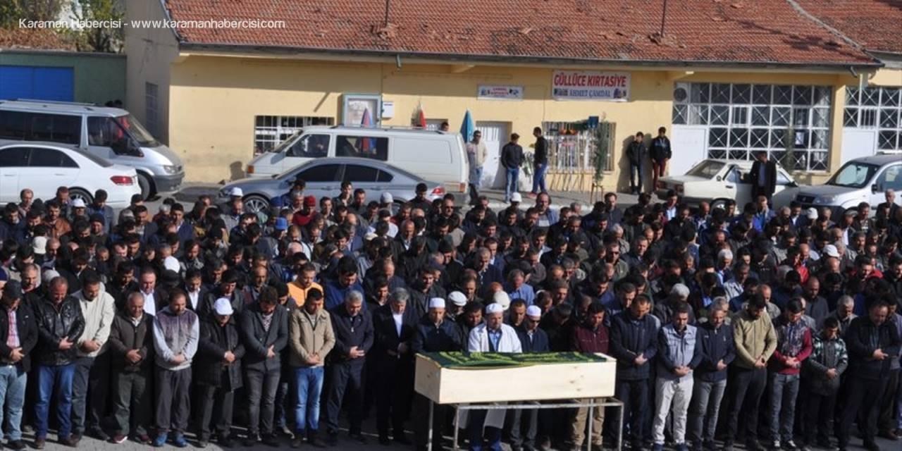 Bodrum'da İnşaattan Düşerek Ölen İşçi Bünyan'da Defnedildi