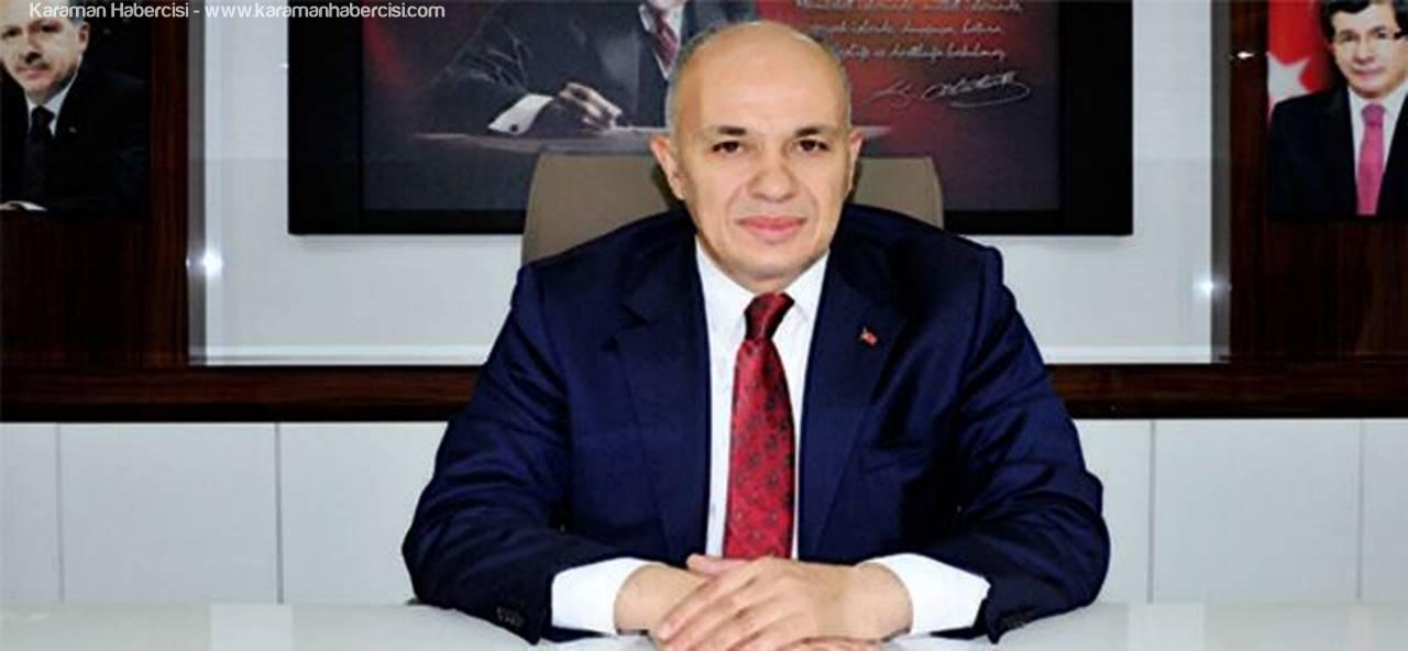 Karaman Belediye Başkan'ı Ertuğrul Çalışkan Kandil Mesajı