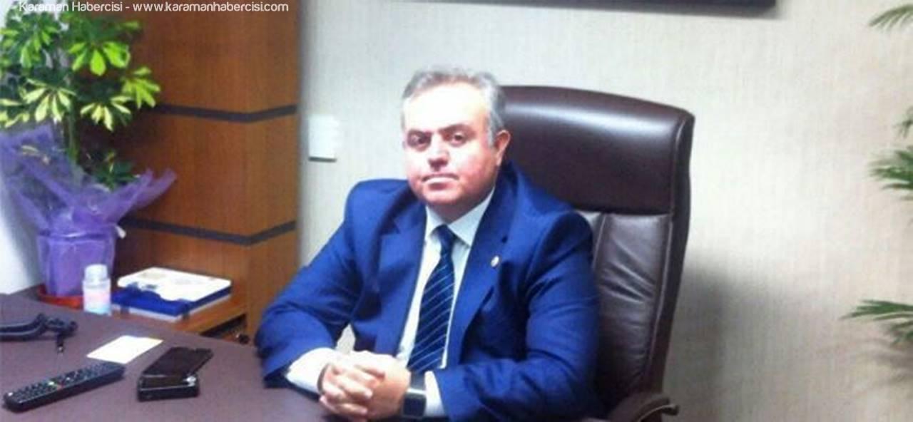 AK Parti Karaman Milletvekili Dr. Recep Şeker Kandil Mesajı