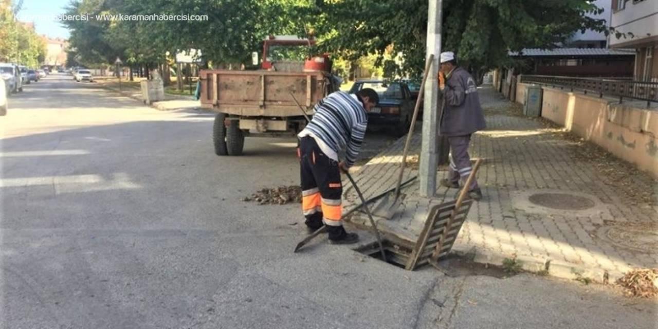 Karaman Belediyesi Önceliğini Alt Yapıya Yöneltti