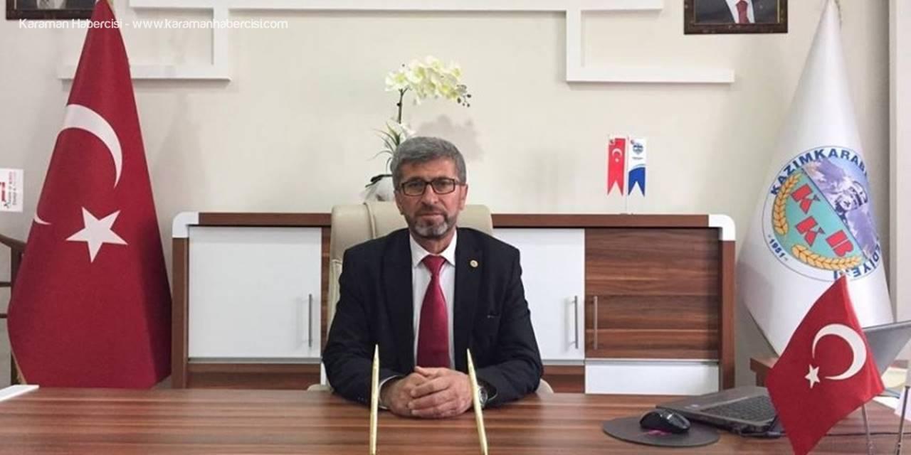 Aracı Kurşunlanan Belediye Başkanı Boyacıoğlu'ndan Açıklama
