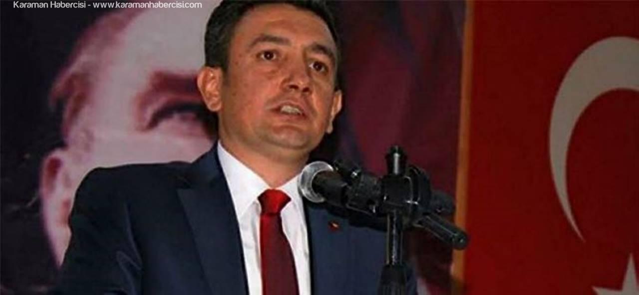 Karaman CHP İl Başkanı Ünver Referandumu Değerlendirdi